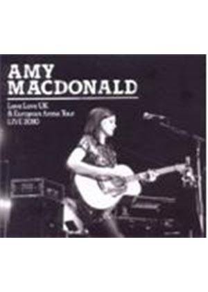 Amy MacDonald - Love Love UK And European Tour 2010, The (Music CD)