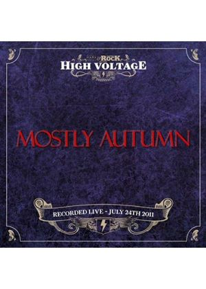 Mostly Autumn - Live at High Voltage 2011 (Music CD)