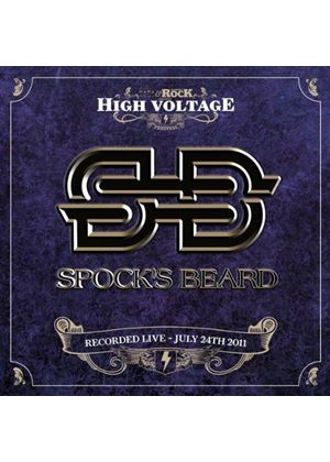 Spock's Beard - Live At High, Voltage 2011 (Music CD)