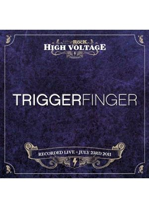 Triggerfinger - Live at High Voltage 2011 (Music CD)