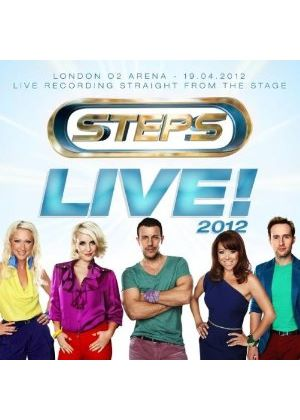 Steps - Live! 2012 (Live Recording) (Music CD)
