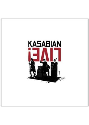 Kasabian - Live! (Live Recording) (Music CD)