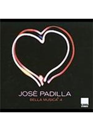 Jose Padilla - Bella Musica Vol.4 (Music CD)