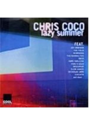 Various Artists - Lazy Summer (Complied By Chris Coco) (Music CD)