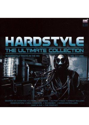 Various Artists - Hardstyle TUC 2008