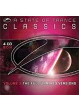 Various Artists - State Of Trance Classic Vol.3, A (Music CD)