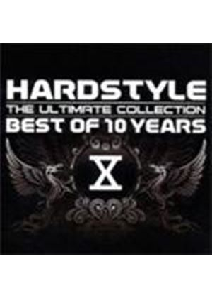 Various Artists - Hardstyle The Ultimate Collection (Best Of 10 Years) (Music CD)