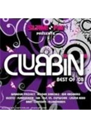 Various Artists - Clubbin' Best Of 2008 (Music CD)