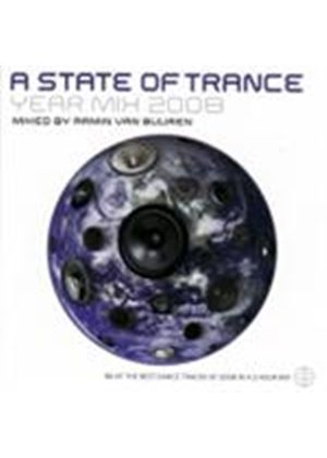 Various Artists - State Of Trance - Year Mix 2008, A (Mixed By Armin Van Buuren) (Music CD)