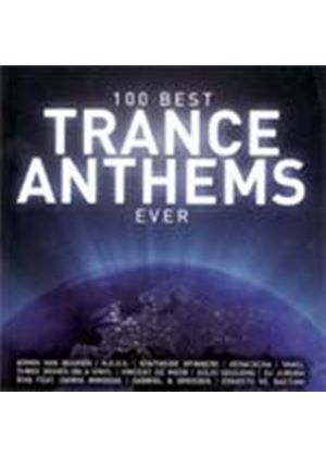 Various Artists - 100 Best Trance Anthems Ever (Music CD)