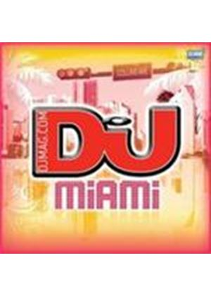 Various Artists - DJ - Miami (Music CD)