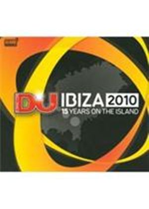Various Artists - DJ Mag Ibiza 2010 (15 Years On The Island) (Music CD)