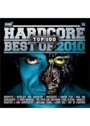 Various Artists - Hardcore Best Of 2010 - Top 100 (Music CD)