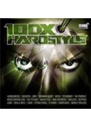 Various Artists - 100x Hardstyle Vol.2 (Music CD)