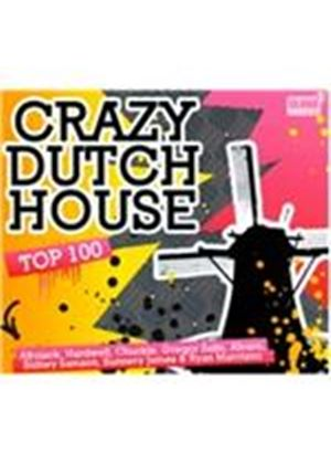 Various Artists - Crazy Dutch House (Top 100) (Music CD)