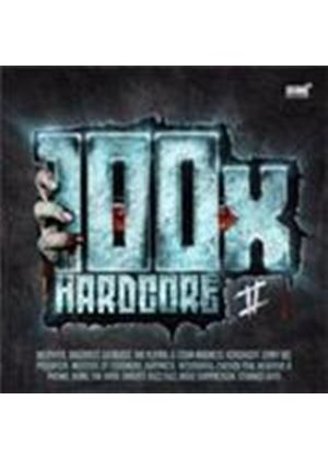Various Artists - 100X Hardcore Vol.2 (Music CD)