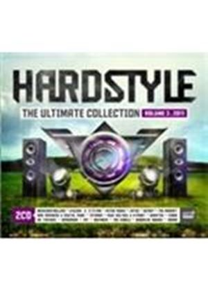 Various Artists - Hardstyle The Ultimate Collection Vol.3 2011 (Music CD)