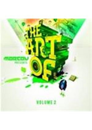 Marco V. - Marco V Presents The Art Of Vol.2 (Music CD)