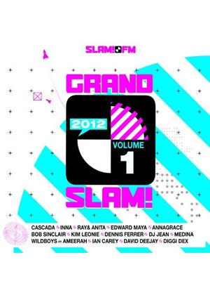 Various Artists - Slam FM Presents Grand Slam (Music CD)