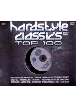 Various Artists - Hardstyle Classics Top 100 (Music CD)