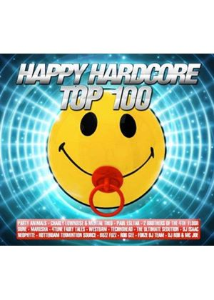 Various Artists - Happy Hardcore Top 100 2012 (Music CD)