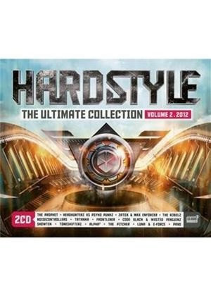 Various Artists - Hardstyle - The Ultimate Collection 2012, Vol. 2 (Music CD)