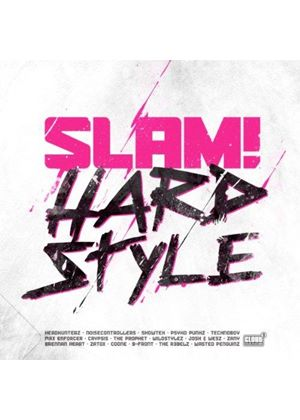Various Artists - Slam! Hardstyle (Music CD)
