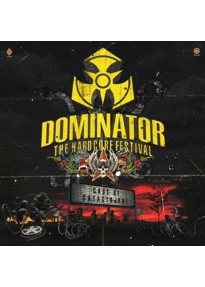 Various Artists - Dominator 2012 - Cast Of Catastrophe (Music CD)