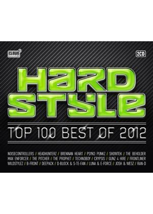 Various Artists - Hardstyle (Top 100 Best of 2012) (Music CD)