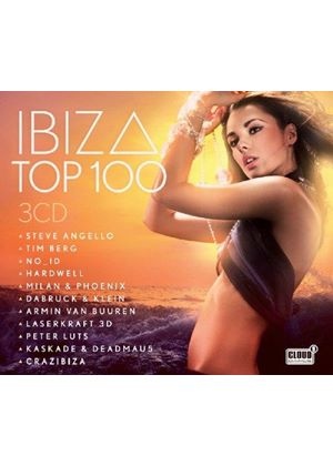 Various Artists - Ibiza Top 100 (Music CD)