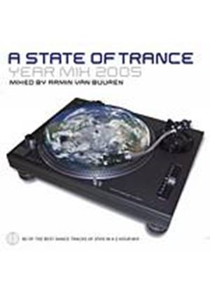 Various Artists - A State Of Trance - Year Mix 2005 (Armin Van Buuren) (Music CD)