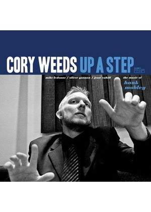 Cory Weeds - Up a Step (Music CD)