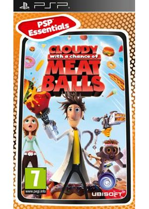 Cloudy with a Chance of Meatballs - Essentials (PSP)