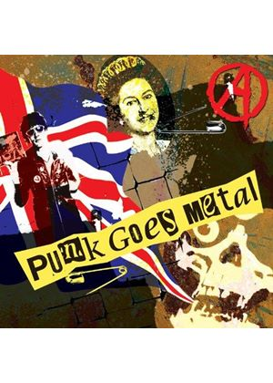 Various Artists - Punk Goes Metal [Cleopatra] (Music CD)