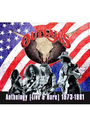 Outlaws (The) - Anthology (Live & Rare) 1973-1981 (Live Recording) (Music CD)