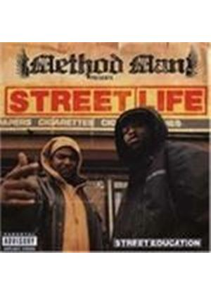 Street Life - Street Education (Music Cd)