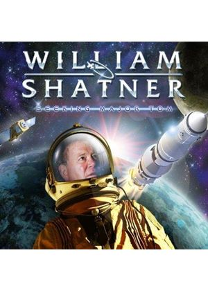 William Shatner - Seeking Major Tom (Music CD)