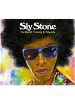 "Sylvester ""Sly Stone"" Stewart - I'm Back! Family & Friends (Music CD)"