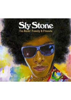 Sly Stone - I'm Back! Family & Friends (Music CD)