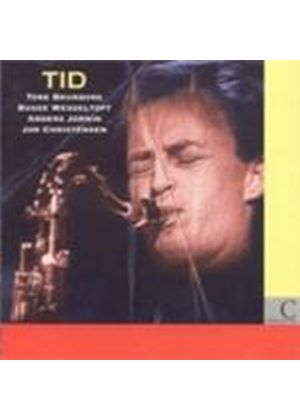 Brunborg & Wesseltoft/Jormin/Christen - Tid (Music CD)