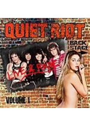 Quiet Riot - Live And Rare Vol.1 (Music CD)