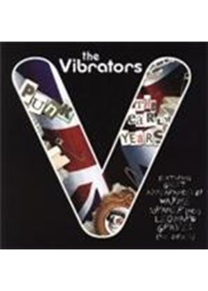 Vibrators (The) - Punk - The Early Years (Music CD)