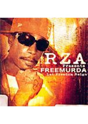 Freemurda & RZA - Let Freedom Reign [PA] (Music CD)