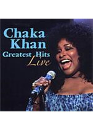 Chaka Khan - Greatest Hits Live (Music CD)
