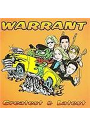 Warrant - Greatest And Latest (Music CD)