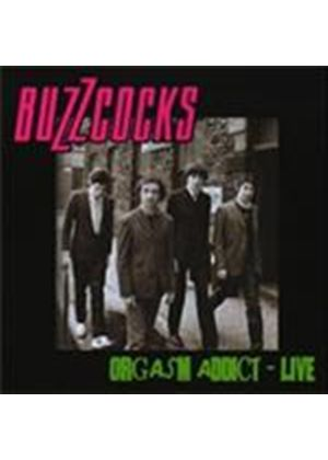 Buzzcocks - Orgasm Addict Live (Music CD)