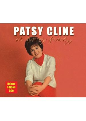Patsy Cline - Best Of Anthology, The (Music CD)