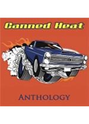 Canned Heat - Anthology, The (Deluxe Edition) (Music CD)