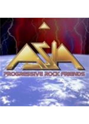Various Artists - Progressive Rock Friends (Music CD)