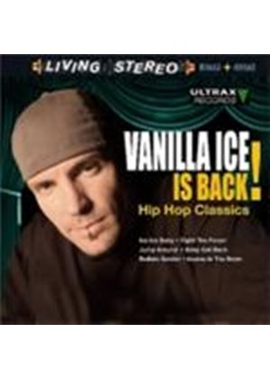 Vanilla Ice - Ice Is Back (Hip Hop Classics) [PA] (Music CD)